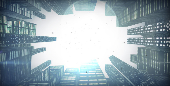After Effects Project - VideoHive Dark City 2538566