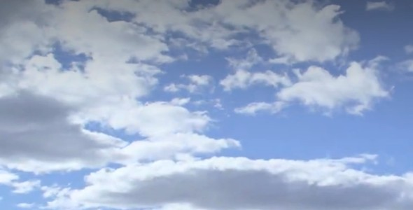 Clouds In Motion Time Lapse