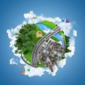 world globe concept - PhotoDune Item for Sale