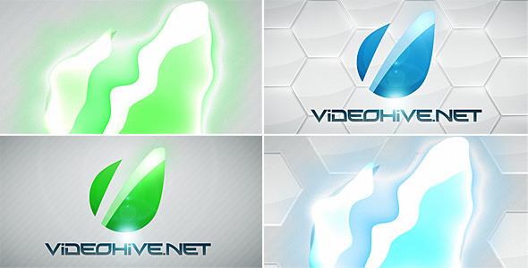 VideoHive Turbulent Logo Sting 2545121