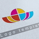 Ring Painting Logo Template - GraphicRiver Item for Sale