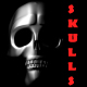 iron skulls,... - GraphicRiver Item for Sale