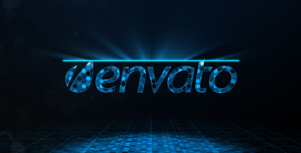 After Effects Project - VideoHive High-Tech Logo Reveal 2548817
