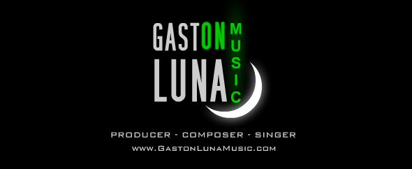 Logo gaston luna music 590 242