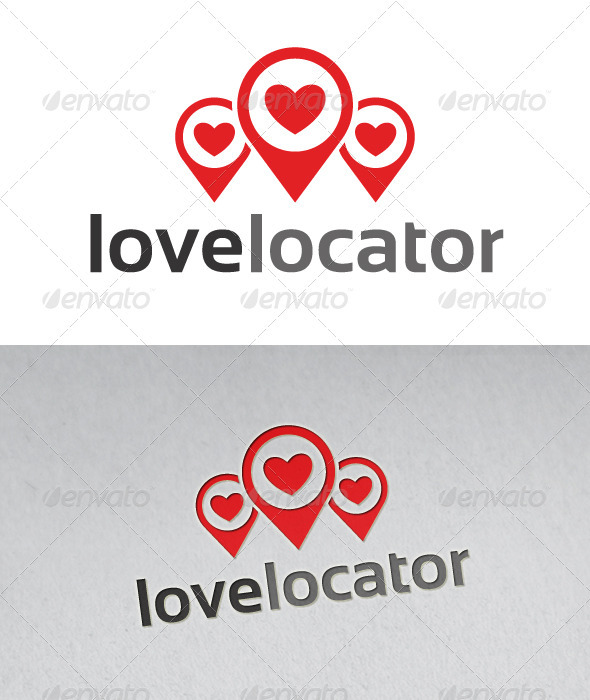 Love Locator Logo