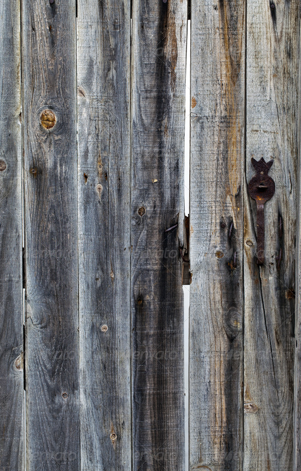 Wood Background - Stock Photo - Images
