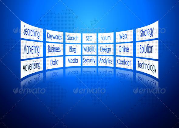 PhotoDune Web design 2551125