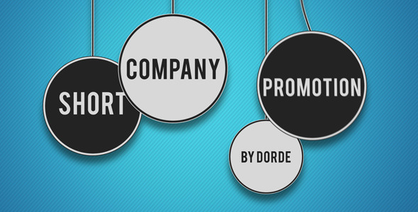 VideoHive Short Company Promotion 2551164