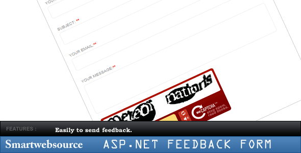 Feed Back Form - WorldWideScripts.net Item te koop