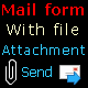 Advanced Mail Form With File Attachment - ActiveDen Item for Sale