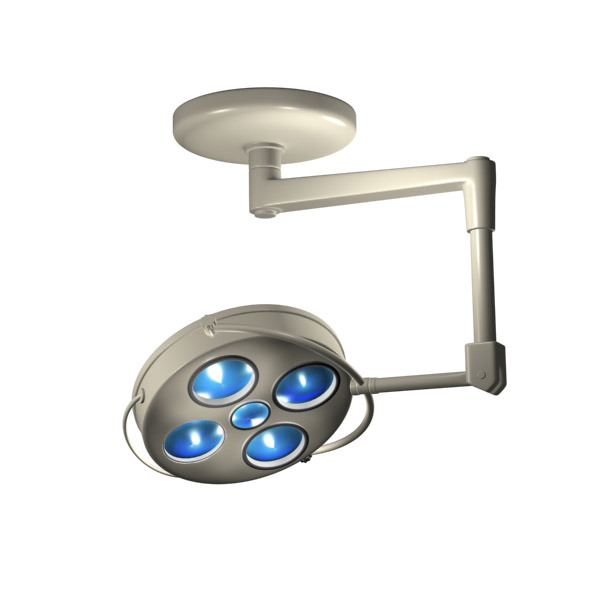 surgical lamp - 3DOcean Item for Sale