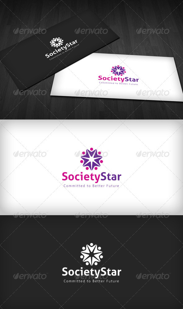 Society Star Logo