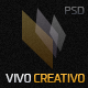 VivoCreativo PSD Template