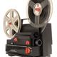 Super 8 Film Projector