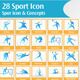 29 Sports Concepts - GraphicRiver Item for Sale
