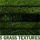 5 Grass textures high resolution - GraphicRiver Item for Sale