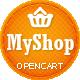MyShop – Premium OpenCart Theme  Free Download