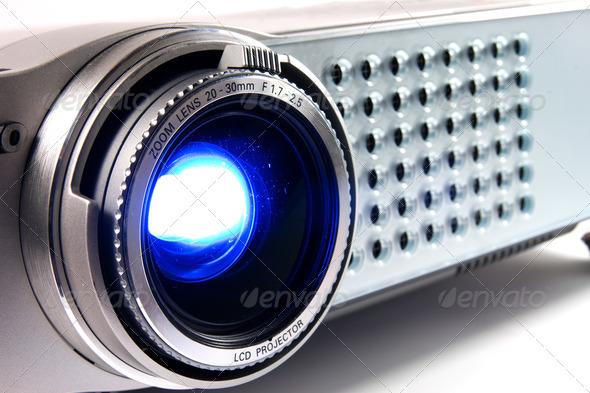 PhotoDune video projector 2572848