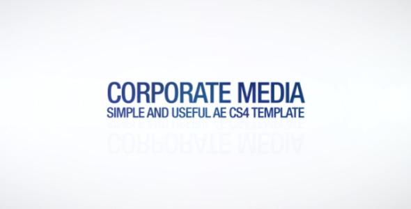 VideoHive Corporate Media 2558695