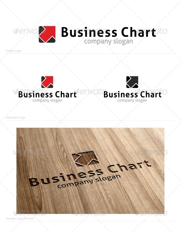 GraphicRiver Business Chart 2555175
