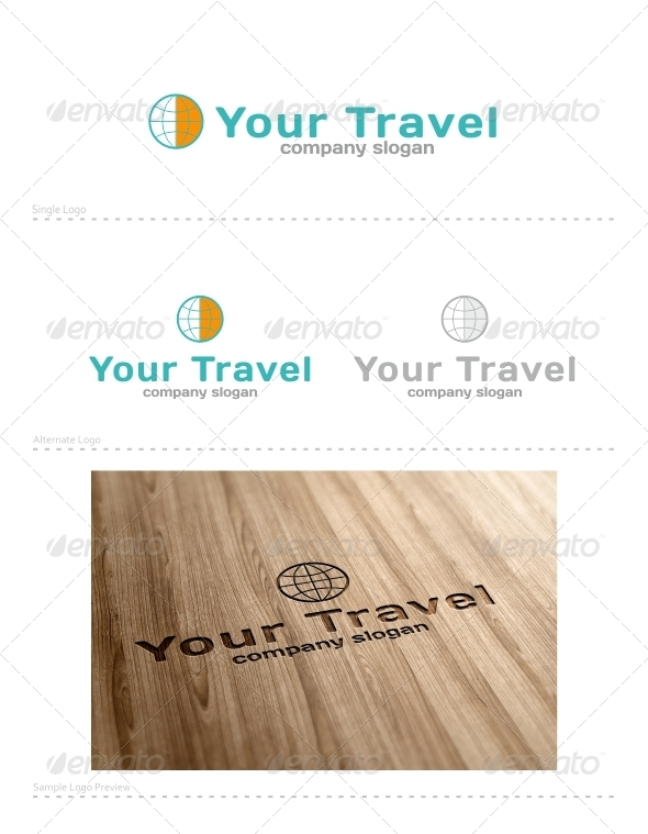 Your Travel - Vector Abstract