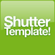 Shutter Template - ActiveDen Item for Sale