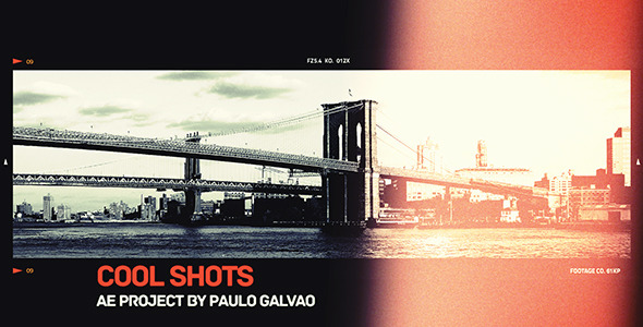 After Effects Project - VideoHive Cool Shots 2561133