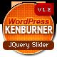 滑块WordPress的KenBurner插件 - WorldWideScripts.net的项目出售