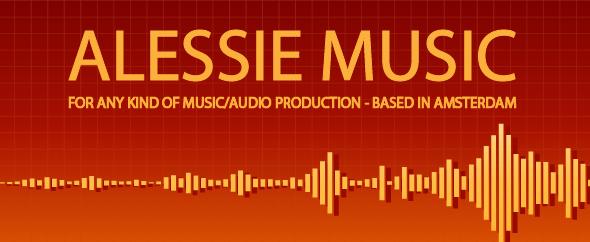 Alessie music logo2
