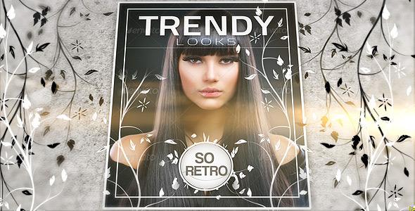 VideoHive Trendy And Stylish Slideshow 2564009