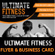 Ultimate Fitness or Product Flyer PSD Template - GraphicRiver Item for Sale