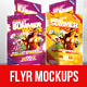 Just Cool Flyer Mockups - GraphicRiver Item for Sale