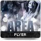 Area Flyer Template - GraphicRiver Item for Sale