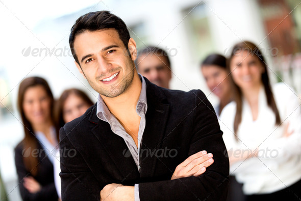PhotoDune Business leader 2564791
