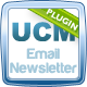 UCM Plugin: I-download ang Mass Newsletter System Email