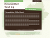 Download website template UCM Plugin: Bulk Email Newsletter System