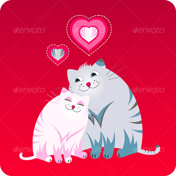funny love pictures. Funny love greeting card with