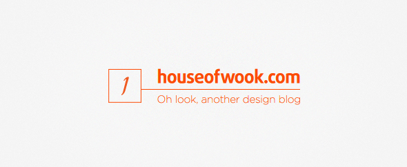 House of wook template reviews and design theory blog