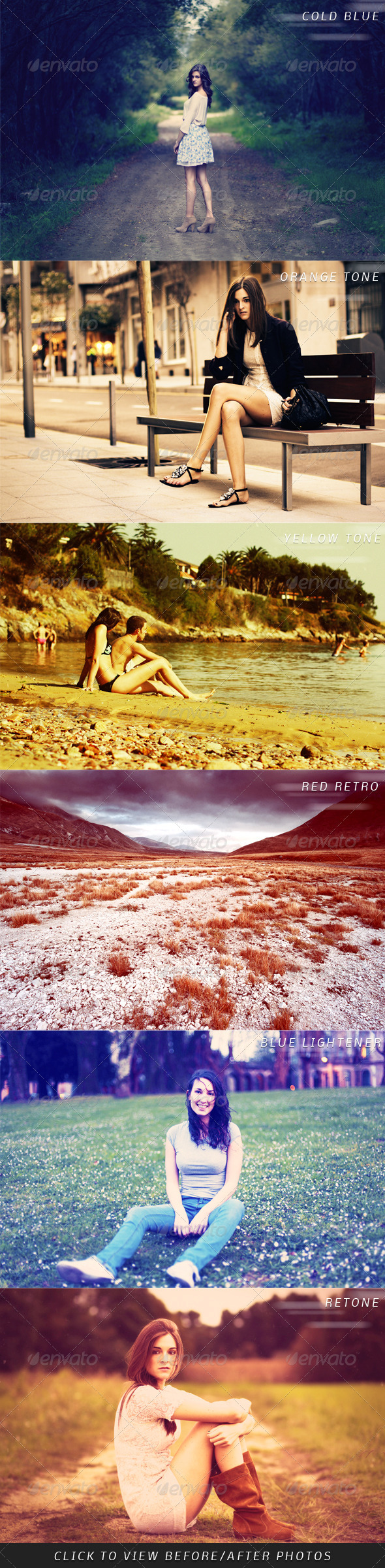Toner | Image Tones & Actions - Photo Effects Actions