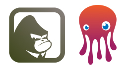 my logo's