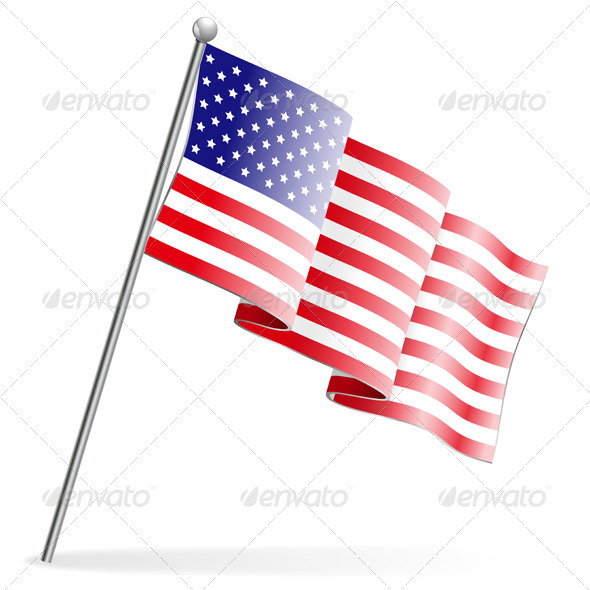 American Flag - Miscellaneous Seasons/Holidays