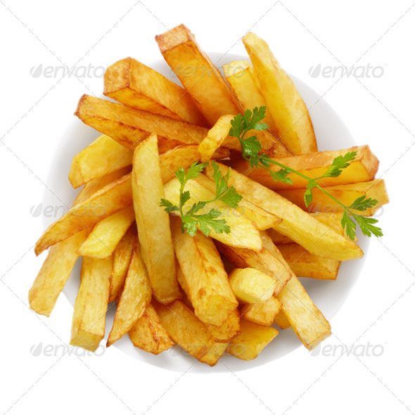 PhotoDune French fries 2571642