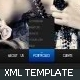 XML Portfolio Template (Youtube) - ActiveDen Item for Sale