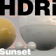 HDRi - Sunset - 3DOcean Item for Sale