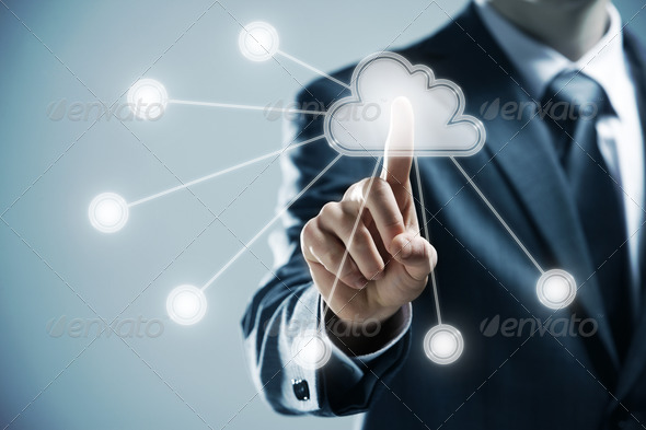 PhotoDune Cloud computing 2572921