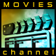 Movies Channel Broadcast Package - VideoHive Item for Sale