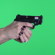 Female Shooting Bodyguard 380 Handgun Pistol - VideoHive Item for Sale