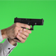 Shooting Pistol Handgun Glock 19 (6-Pack) - VideoHive Item for Sale