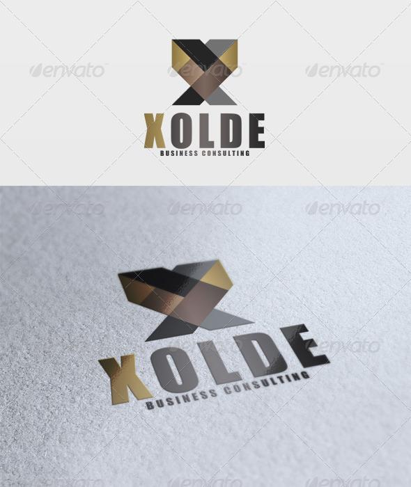 Xolde Logo - Letters Logo Templates