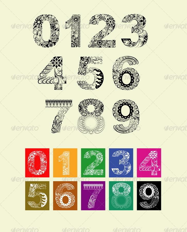 123 Ornaments
